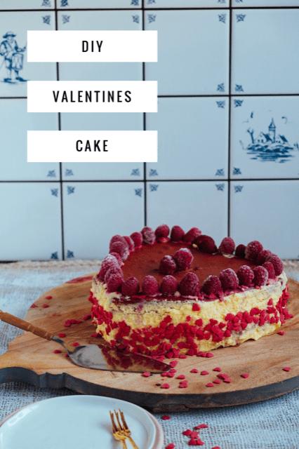 diy red velvet cake
