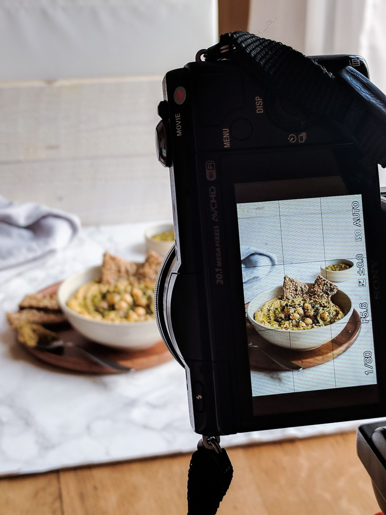 Taking food pics-foodstyling