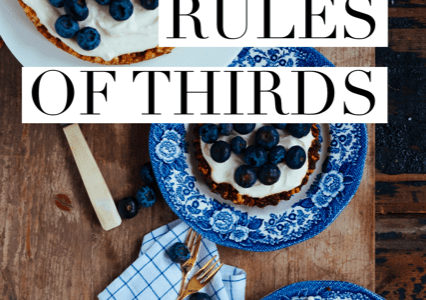 rules of thirds