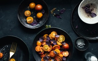 behind the scenes with Bea Luba Food photographer and teacher