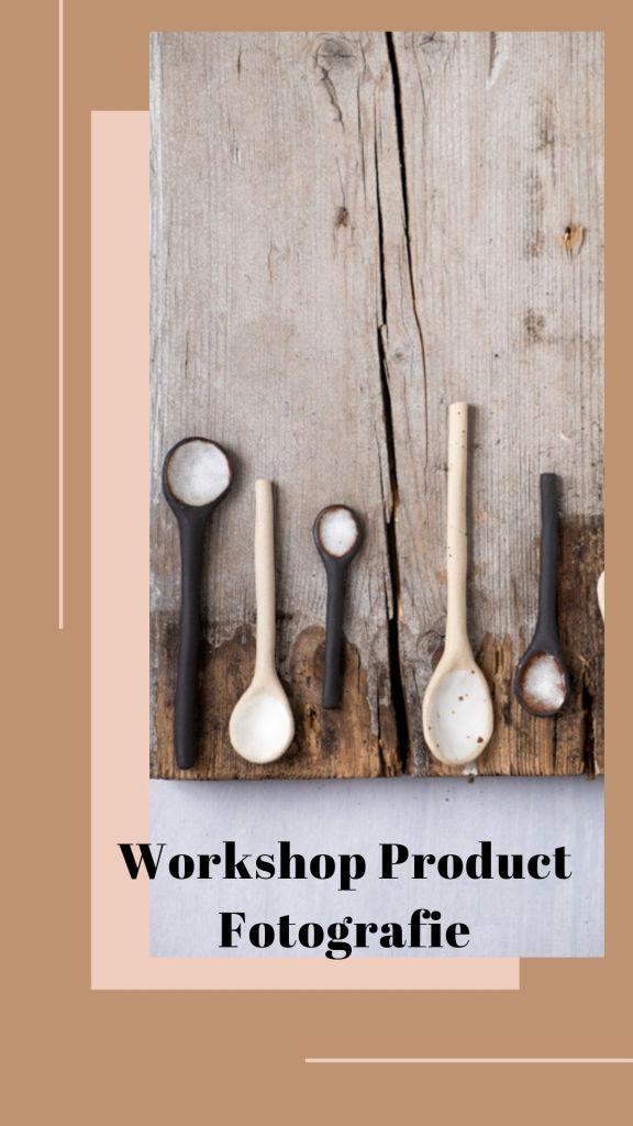 Product fotografie workshops