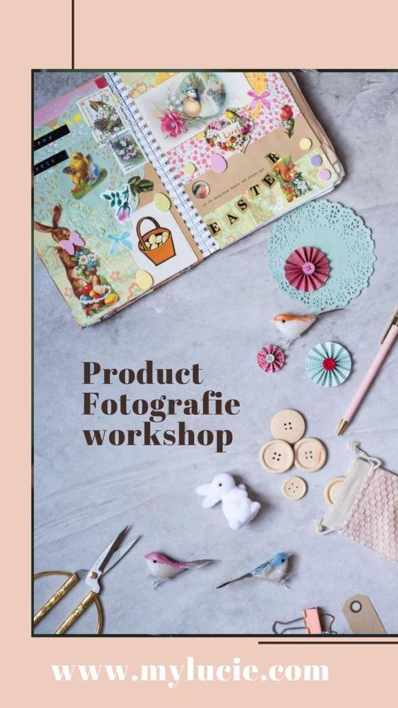 product fotografie workshop