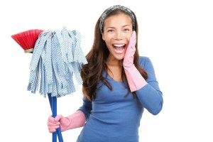 Hate cleaning Here are seven ways to keep your house clean and tidy2