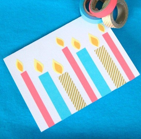 Süße Postkarte.