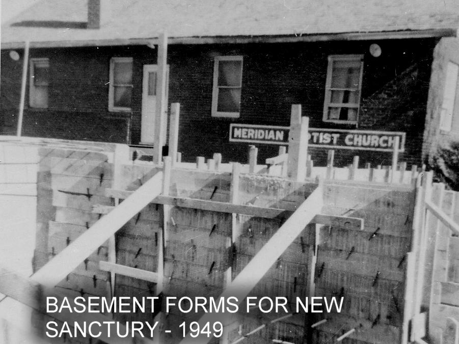 1949 basement