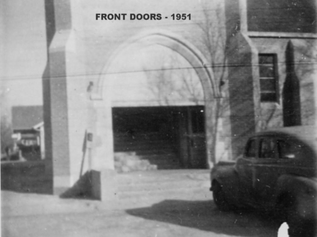 1951 front door
