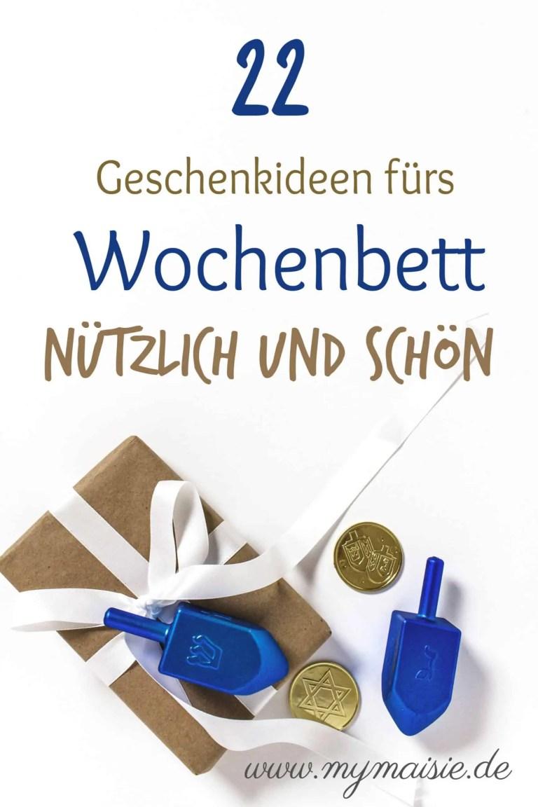 Die Besten Geschenke fürs Wochenbett – Nützlich & Schön!