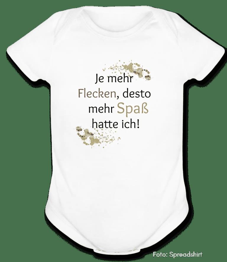 My Maisie Design Shop Flecken Spaß Gold Baby Geschenk