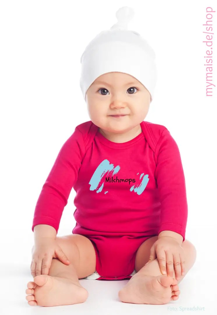 My Maisie Design Shop Milchmops Baby Stillen