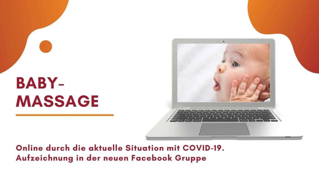 Babymassage Online Wochenbett