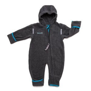 Fleece (Trage) Overall – Anthrazit