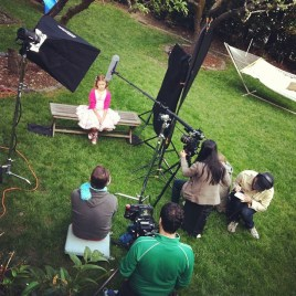 Vivienne Harr and filming of #standwithme