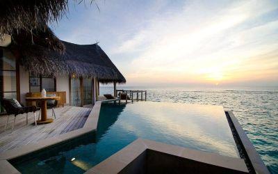 Jumeirah Vittaveli, Bolifushi Island - Maldives Resort