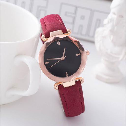 Diamond Elegance рачен часовник
