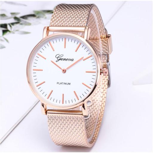 Geneva platinium рачен часовник