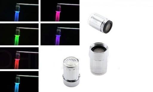 LED светлечки филтер за чешма