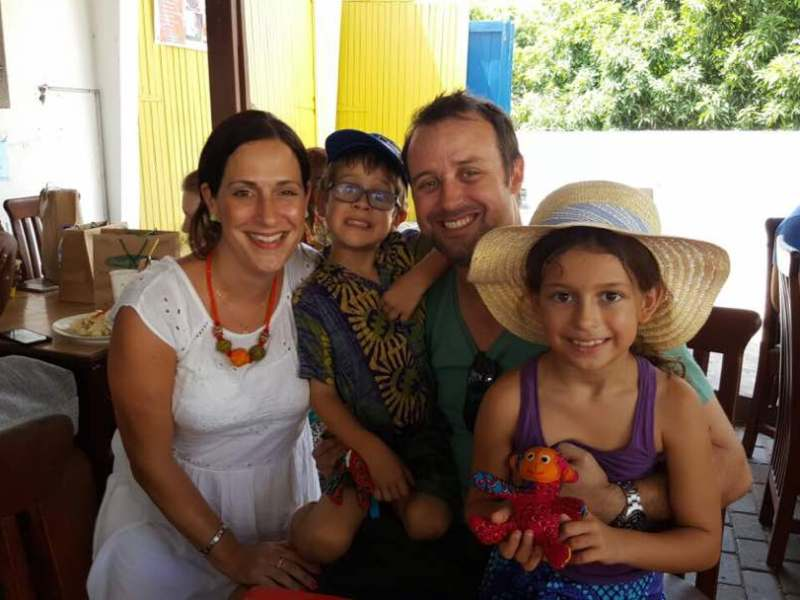 Expats in Accra Ghana - the beginning of our five years living here