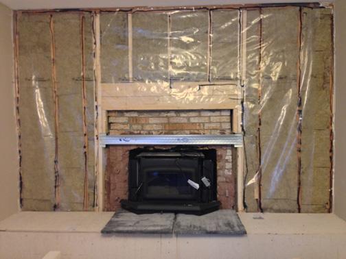 Stone Fireplace Surround  Ottawa Case study Stone