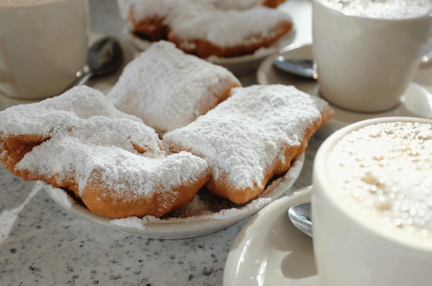 Beignet Vanilla Bean Coffee Shake