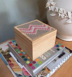 mml bargello box stack