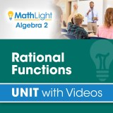Algebra 2 Unit 9 RATIONAL FUNCTIONS