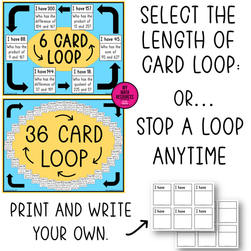 Keep your 4th or 5th grade students on their toes while they practice whole number operations.  This is a great way to give yourself an EASY day!  Very little prep.  Give yourself a break!  #mathteacher #math #maths #teacher #algebra #geometry #mathproblems #study #iteachfourth #iteachfifth #4thgrade #5thgrade #middleschoolmath #teacherspayteachers #teachersfollowteachers #teacherinspiration