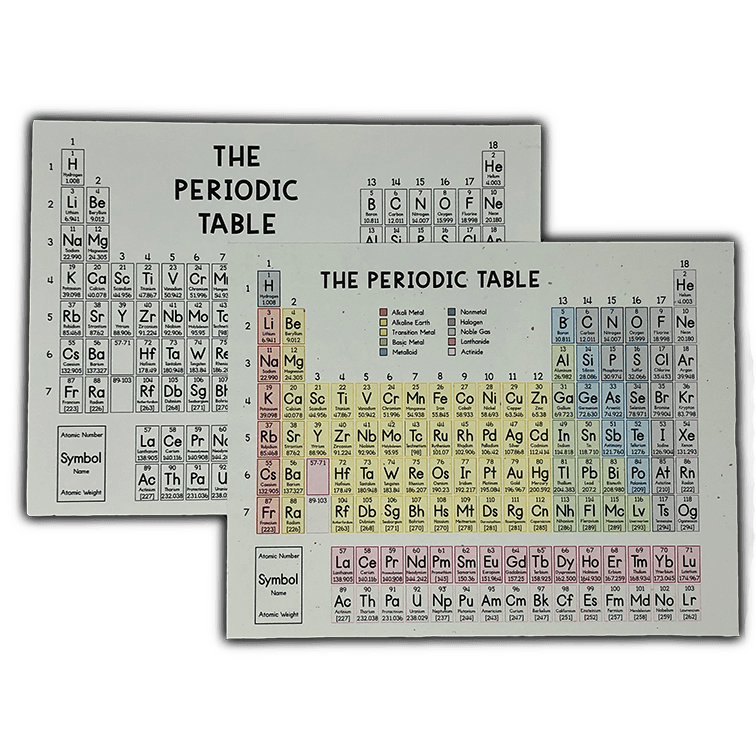 This MASSIVE Periodic Table will look great in any chemistry or science classroom. It's seriously HUGE! Measuring over 9 feet wide and 7 feet tall, this periodic table will STAND OUT. It takes up an entire wall!  Your 9th, 10th, 11th, or 12th grade science class will love it!  #chemistry #science #physics #biology #lab #chemistrymemes #love #chemist #sciencememes #engineering #laboratory #scientist #organicchemistry #study #maths #education #studygram #research #memes #math #chemistrylove #mathematics #chemistrylab #stem #sciencejokes #chemical #chimica