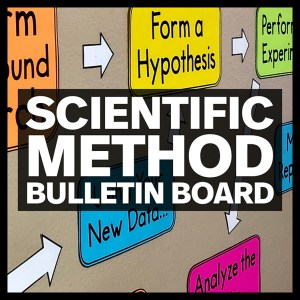 Scientific Method Bulletin Board