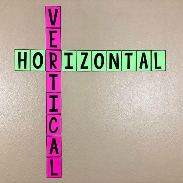 Horizontal Vertical Posters
