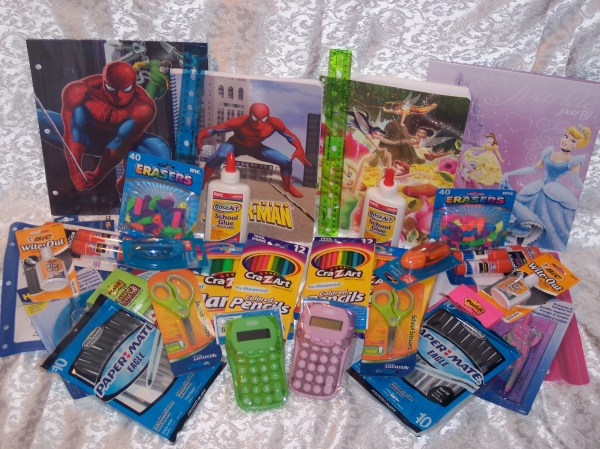 Free School Supplies Mymcbooks'