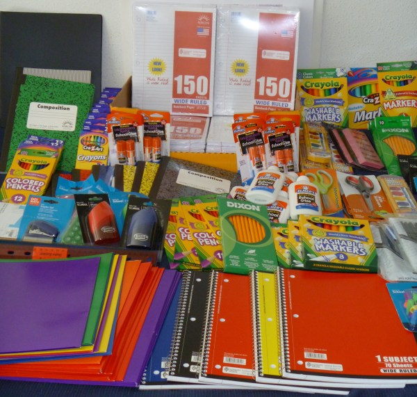 Free Back to School Supplies