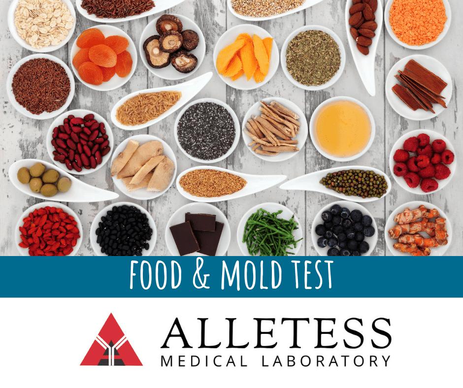 Food & Mold Test