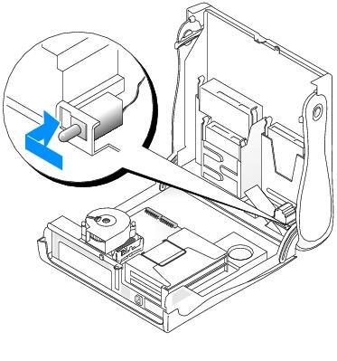 Chassis Intrusion Switch: Dell OptiPlex GX270