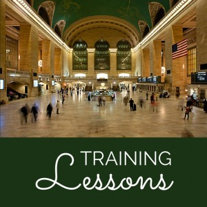 training lessons