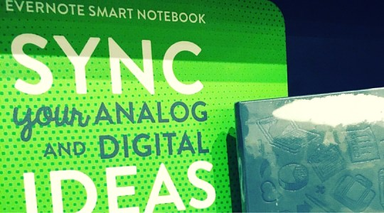 Can an Evernote Moleskine Deliver Enlightenment?