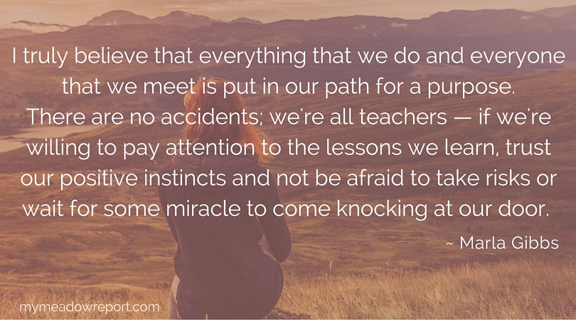 pay attention to the lessons