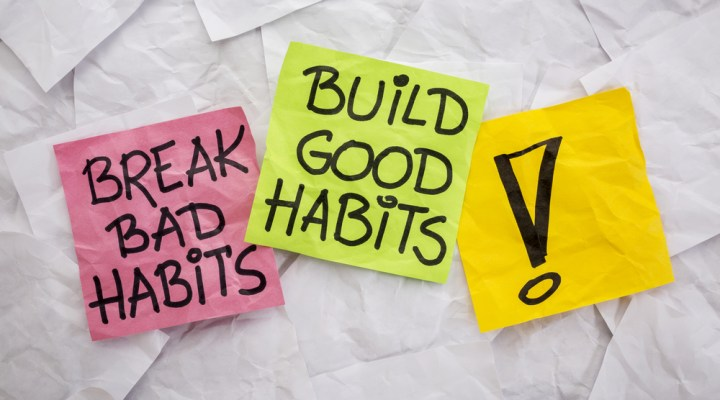 The Most Crucial Habit for Success is Not a Habit