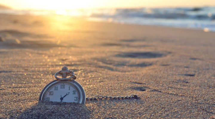 Lessons on Time from the Holiday of Shavuot