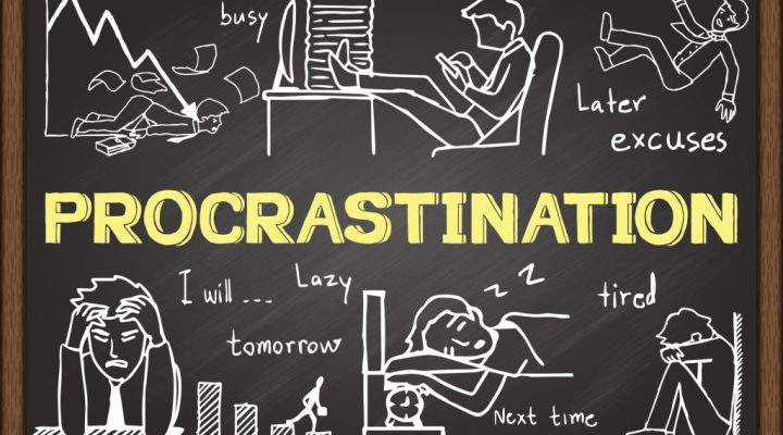 How to Turn Procrastination Into a Potent Productivity Tool