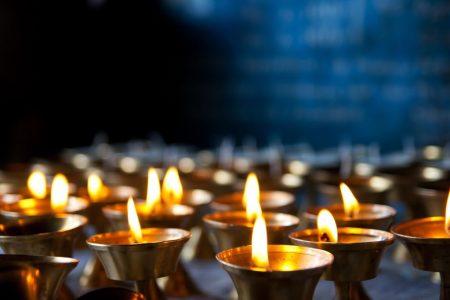 candles ritual