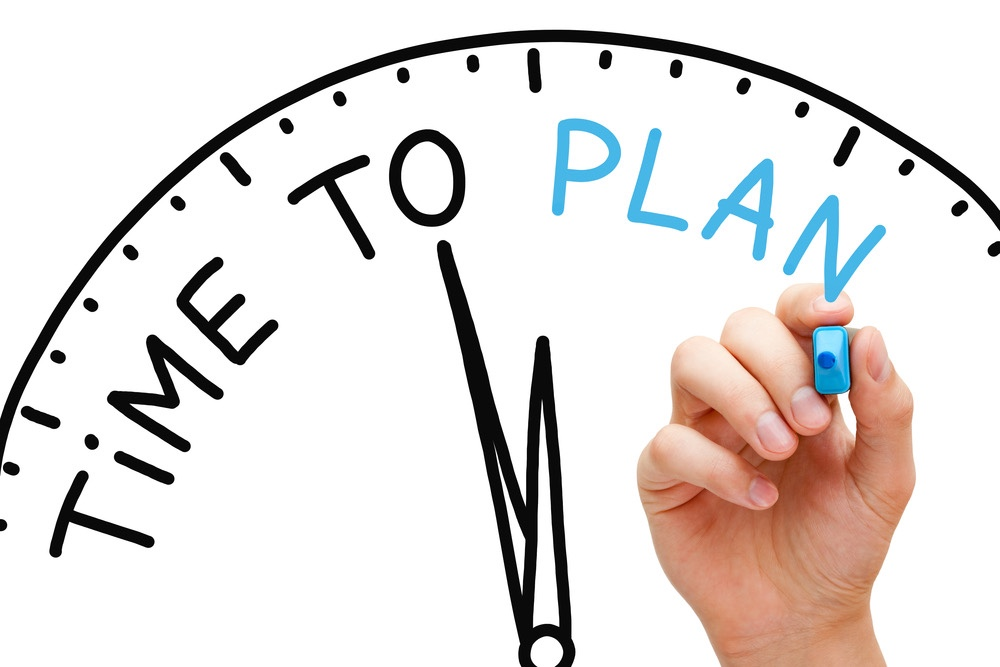 Clock-time-to-plan