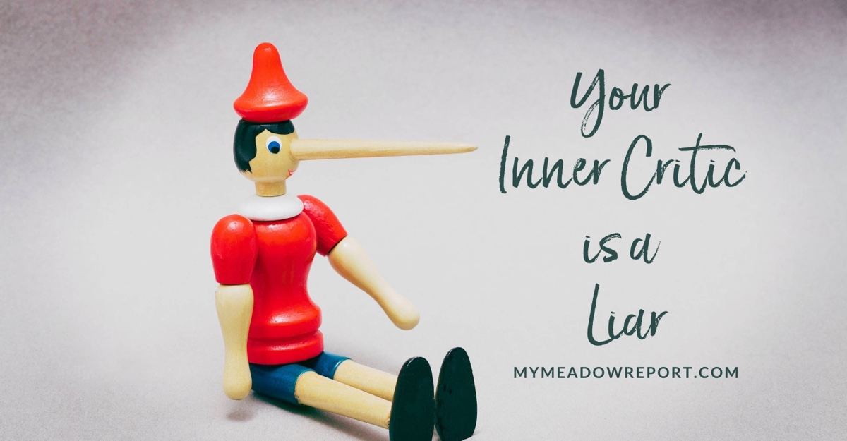 Inner critic is a liar