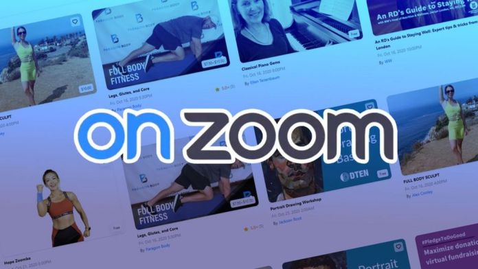 Zoom Launches a Virtual Events Marketplace