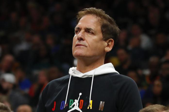 Mark Cuban, self-made billionaire and owner of the the Dallas