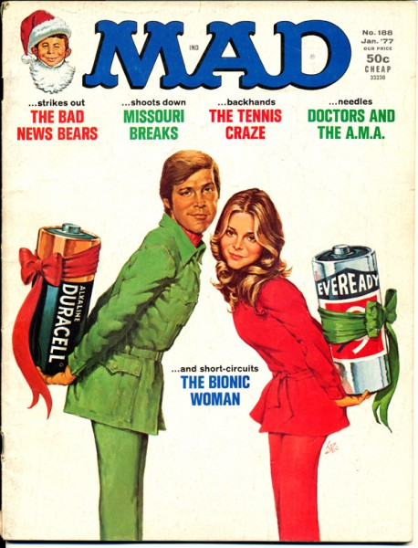 Mad Magazine's 1976 Christmas Issue:  Still Relevant, Still Memorized--Years Later (1/6)