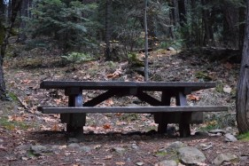Wintering Table