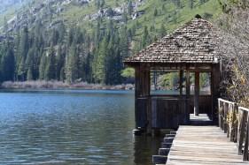 Dock at Sardine Lake