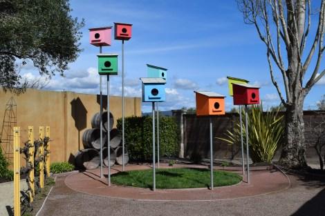 Attractive Bird Houses