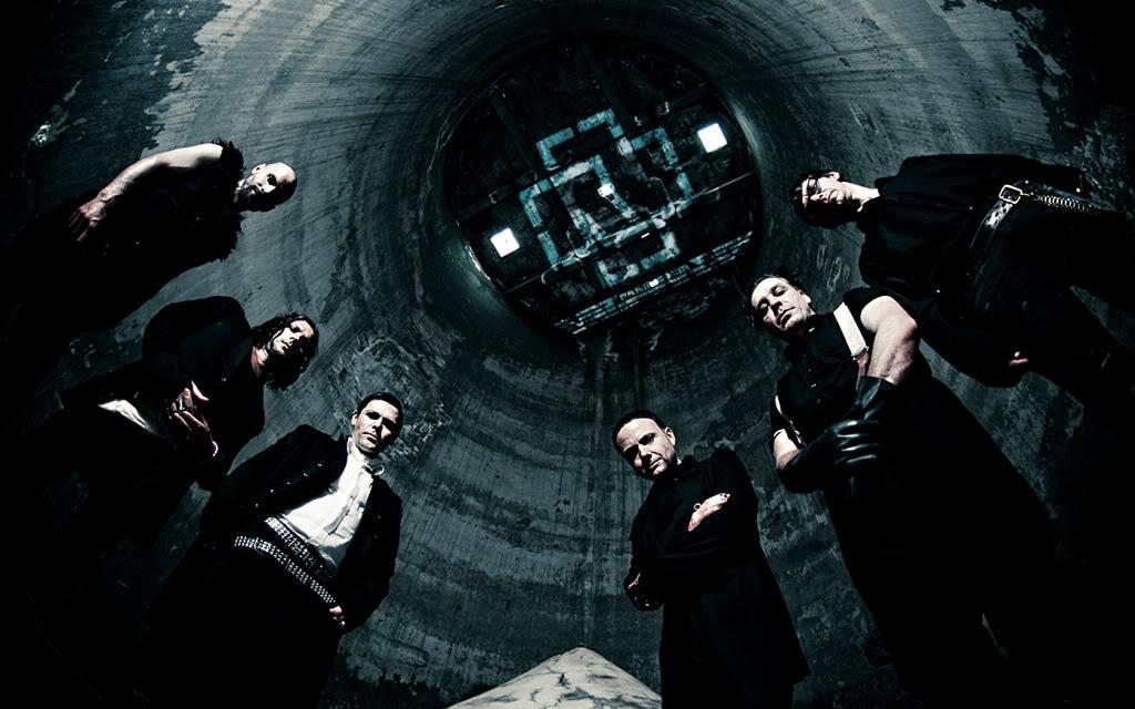 Discografía De Rammstein Mega  Metal Addiction