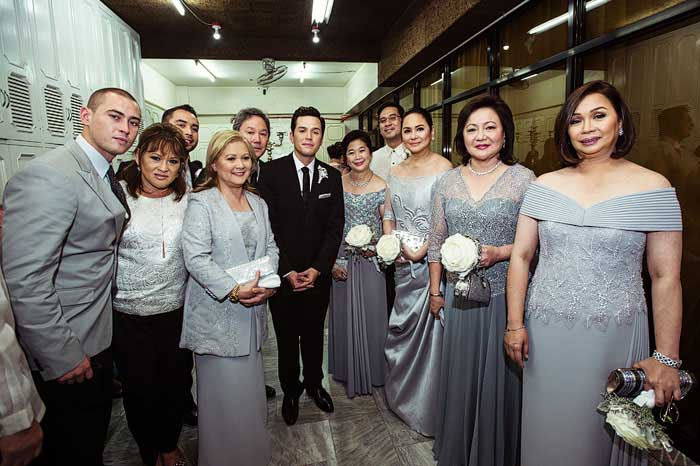 The Wedding Of Toni Gonzaga And Paul Soriano
